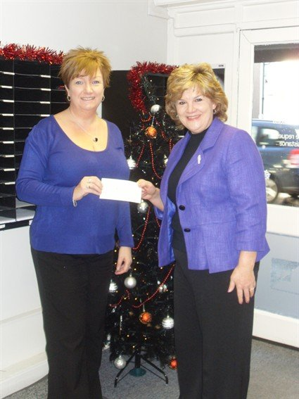 Athritis Research UK Donation
