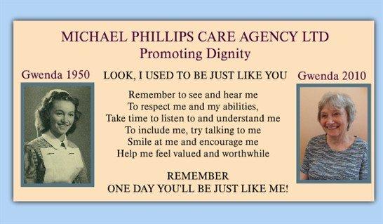 Dignity Leaflet