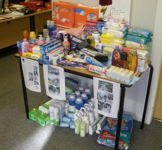 Haiti Appeal Collection