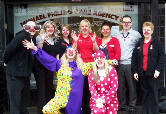 Red Nose Day 2009